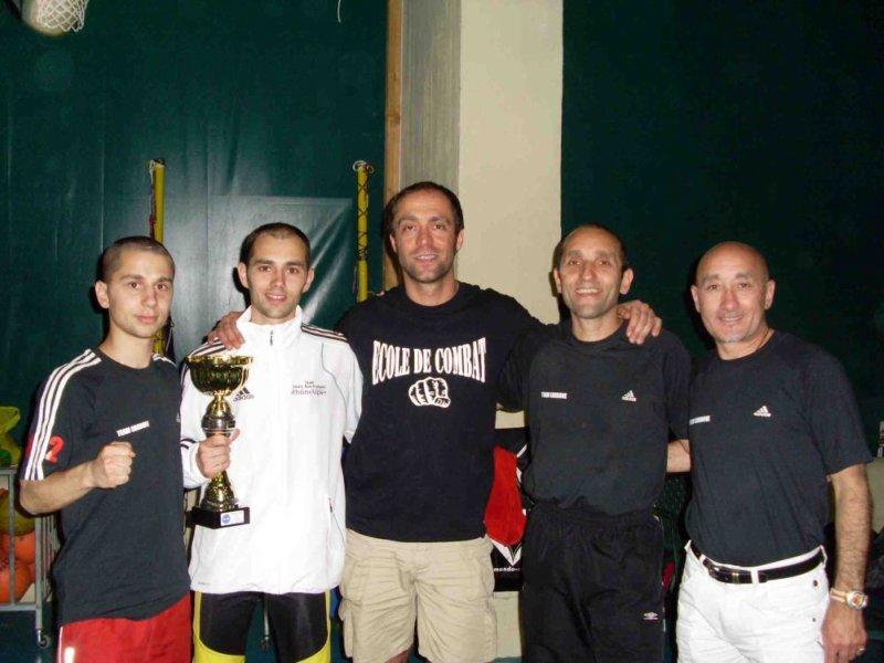 Campionato italiano boxe francese 17maggio ostia lido